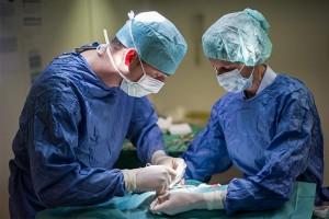 Weke delen chirurgie